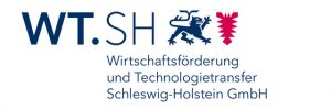 Wir kooperieren mit der Wirtschaftsförderung und Technologietransfer Schleswig-Holstein GmbH